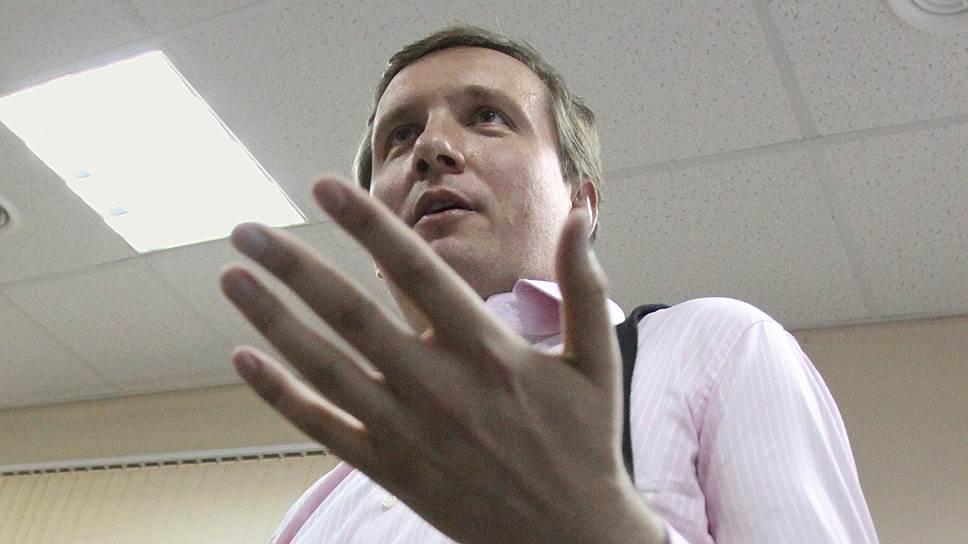 Как Дмитрий Новиков выстроил линию общественной защиты