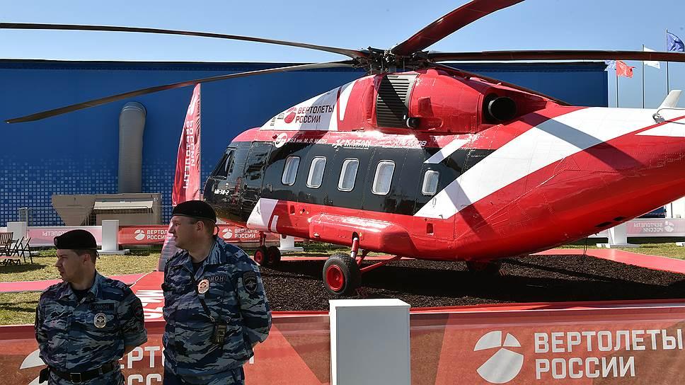 Как РФПИ и арабский инвестфонд купили 25% «Вертолетов России»