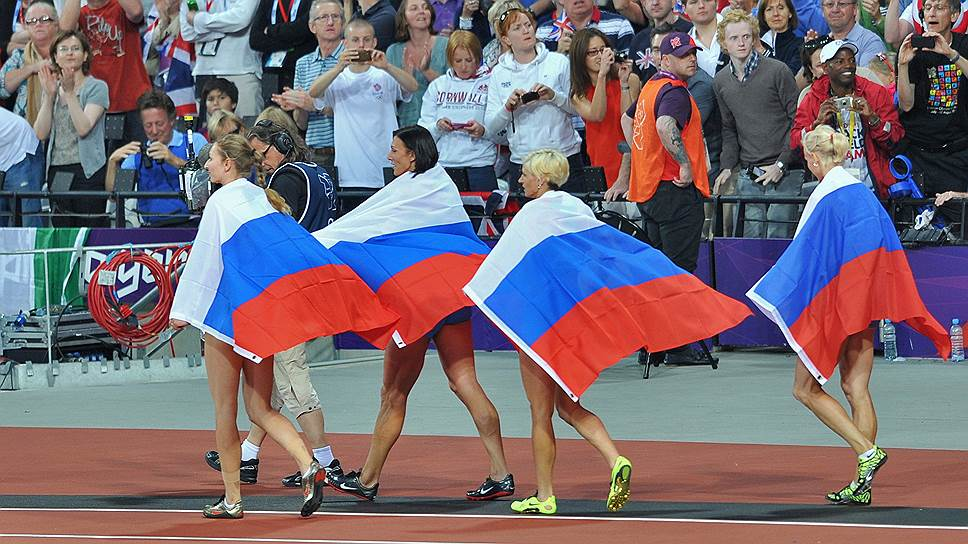 Как российских легкоатлетов оставили без Олимпиады