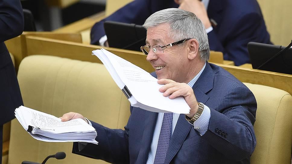 Как в Госдуме работали над законом о нацгвардии