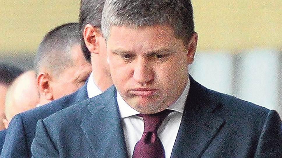 Почему был задержан Евгений Дод