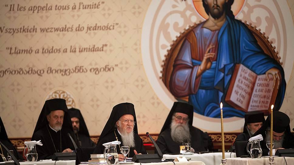 Чем завершился собор православных церквей на Крите