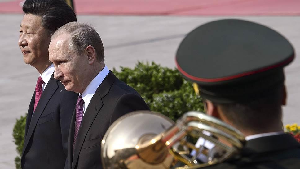 Как сотрудничество РФ и КНР расширяется, не ускоряясь