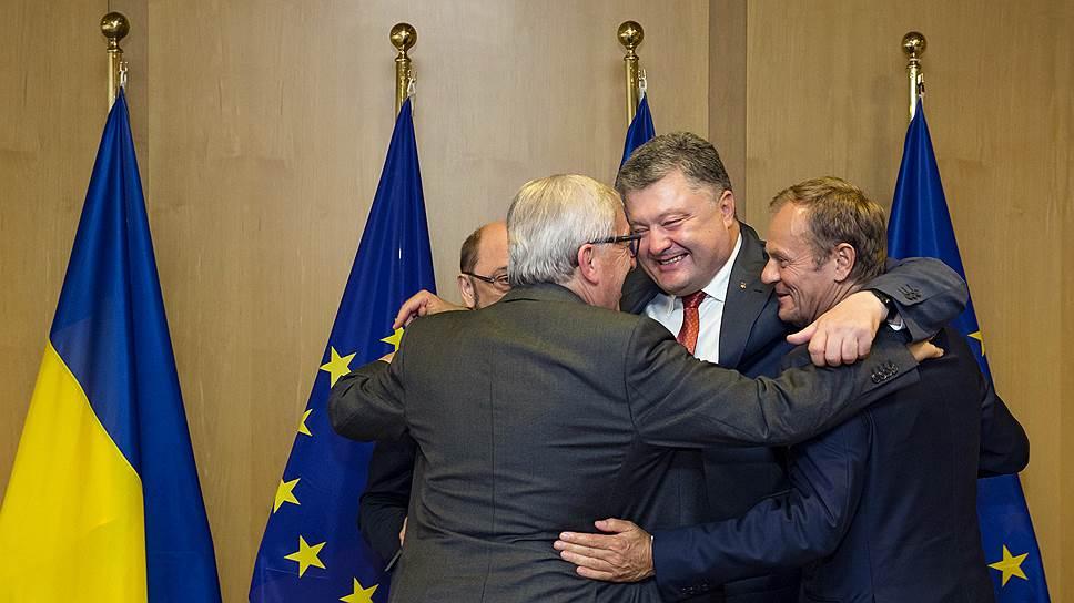 Почему Петр Порошенко потерялся в Европе