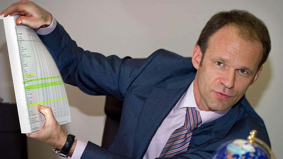 Бывший гендиректор ОАО «Оборонэнергосбыт» Александр Змихновский