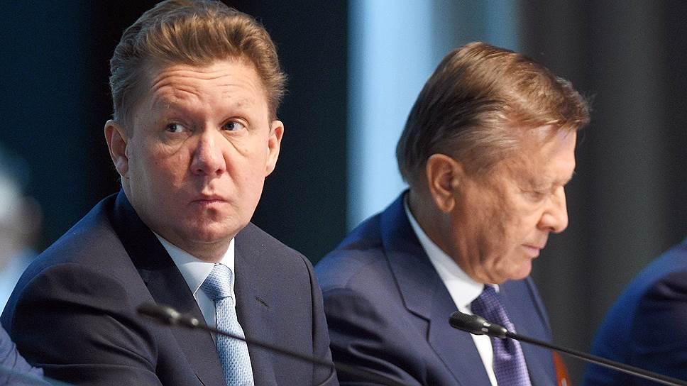 """Как """"Газпром"""" пообещал Словакии транзит газа из Nord Stream 2"""
