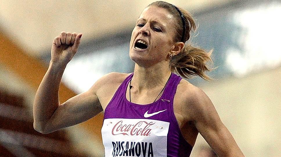 Информатор WADA Юлия Степанова сменила флаг