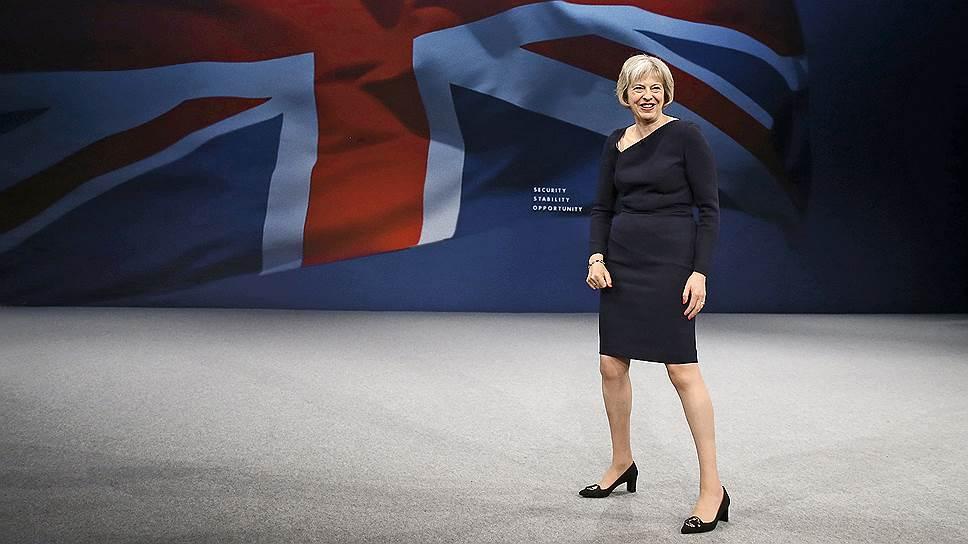 "Британии ищут ""железную леди"""
