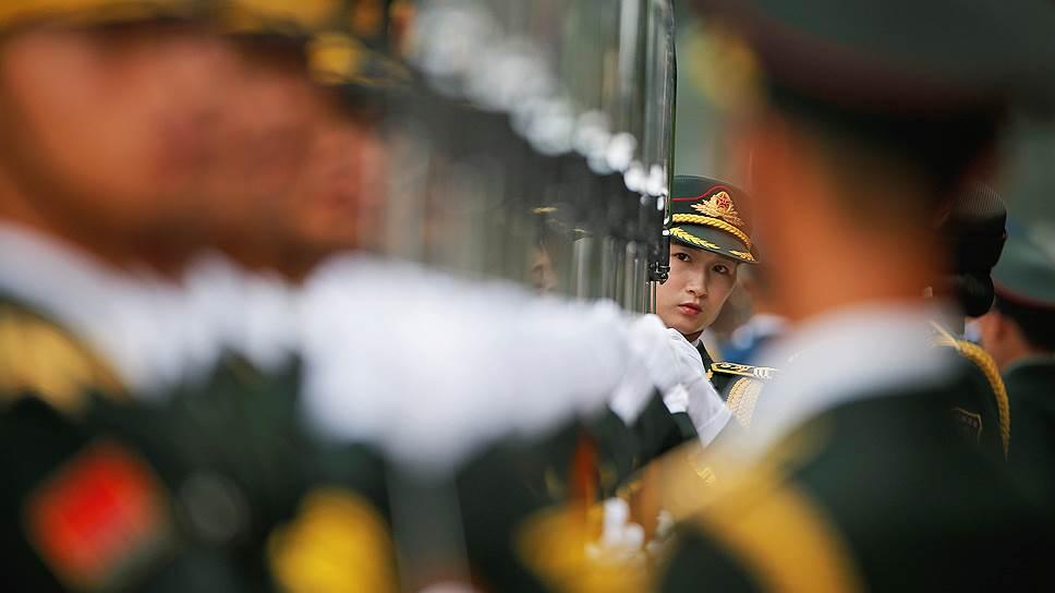 Почему ВМС Китая начали внеплановые учения Южно-Китайском море