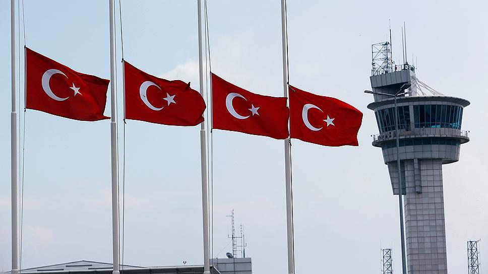 Почему взрывы в стамбульском аэропорту расследуют в Дагестане