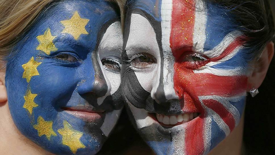 На ярлыке Brexit проступили цифры