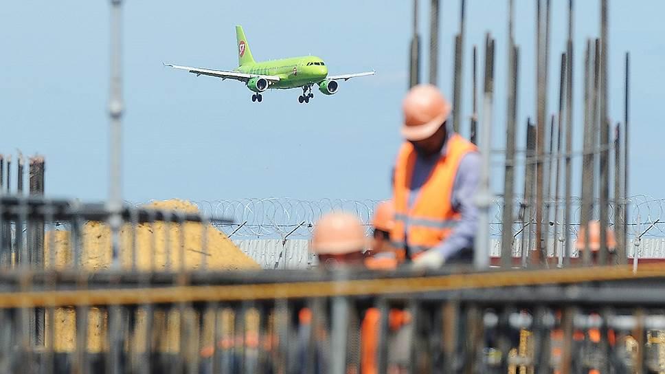 Как Минтранс преложил расширять аэропорты по-московски