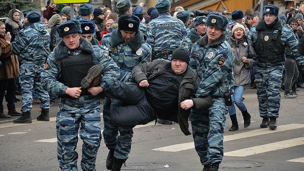 Какими вопросами задался ЕСПЧ по митингу на Болотной площади
