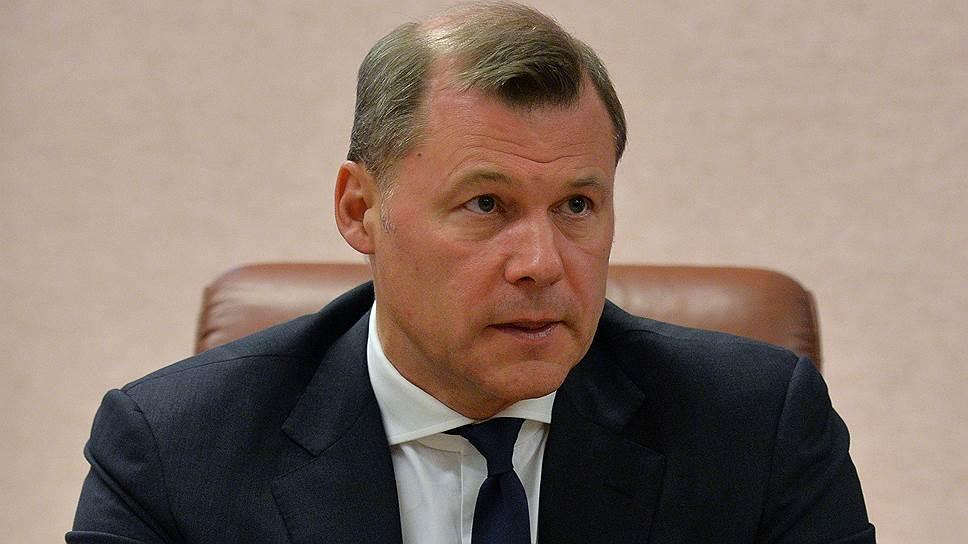 """Что говорил в интервью """"Ъ"""" Дмитрий Страшнов о реформе в отрасли"""