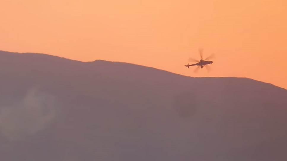 Как был сбит вертолет Ми-35М