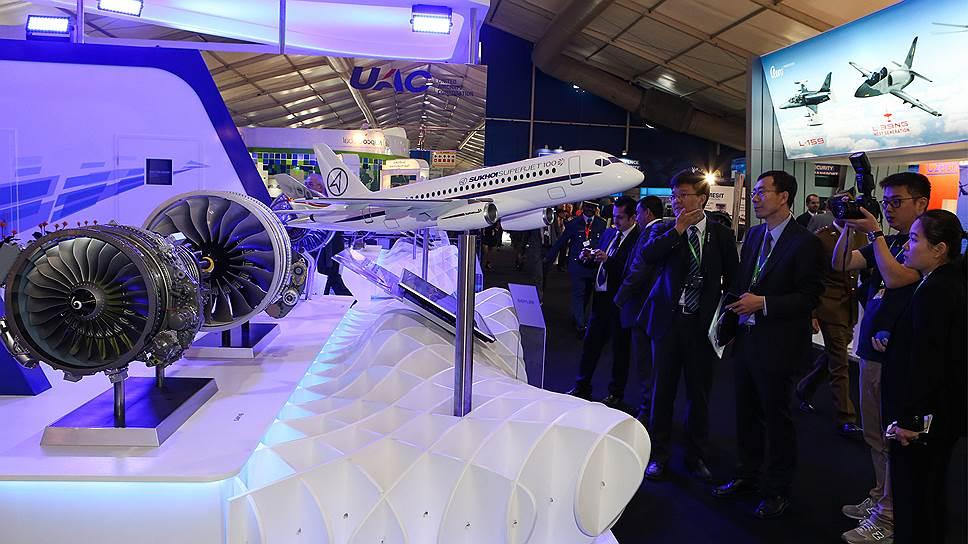 ОАК достигла принципиальных договоренностей с китайцами по проекту нового широкофюзеляжного самолета