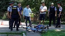 Террорист-одиночка совершил атаку на силовиков в Алматы