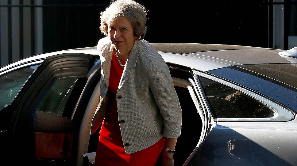 Почему новый британский премьер ужесточает политику по отношению к Брюсселю и Москве