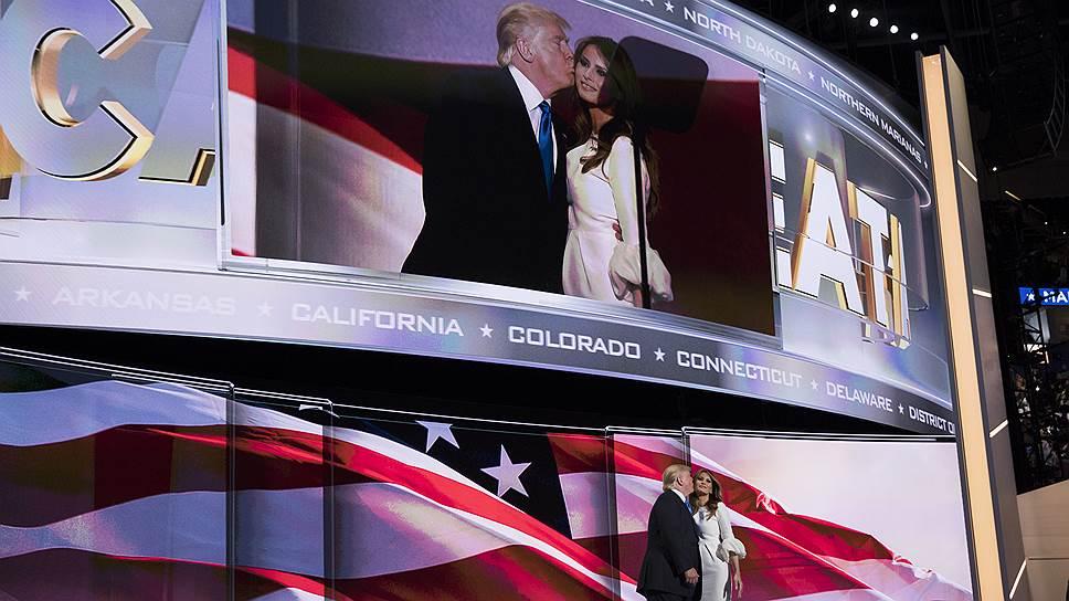 Почему Дональд Трамп не смог улучшить свой имидж на съезде Республиканской партии