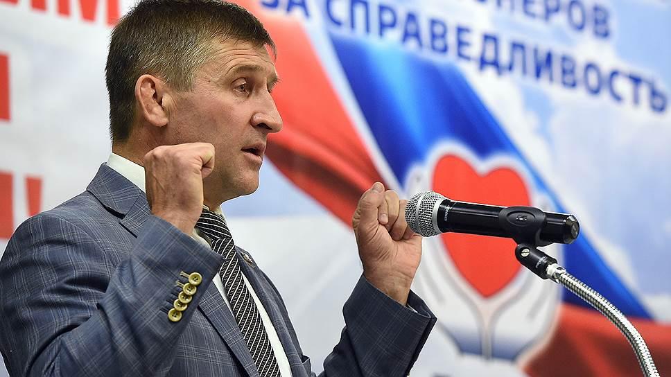 Почему Евгений Артюх не смог мобилизовать всех соратников для проведения съезда