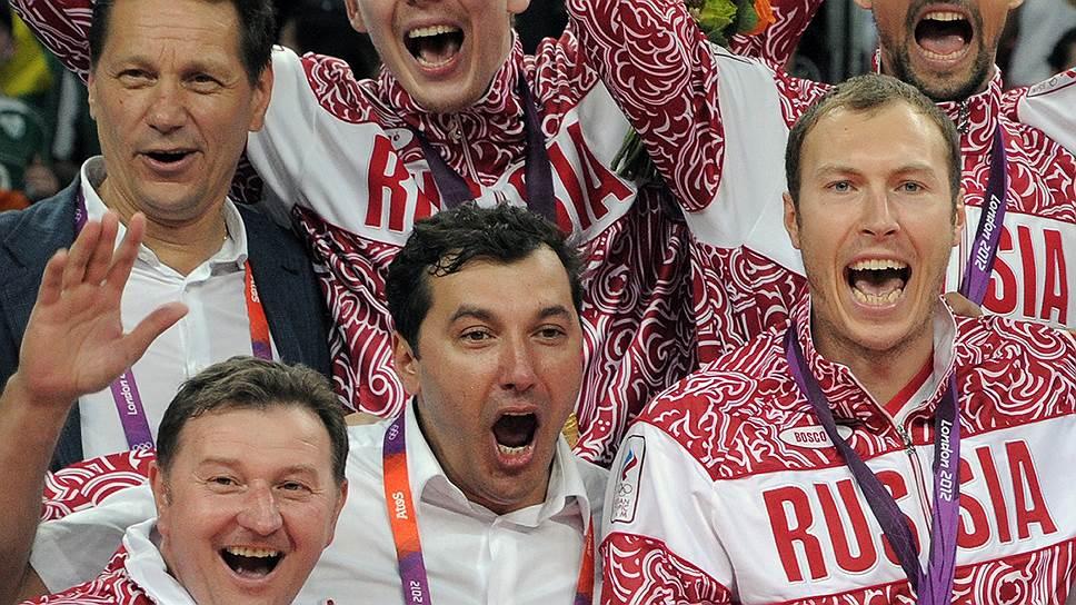 Решение МОК подарило волейбольной сборной России шанс вновь завоевать олимпийское золото