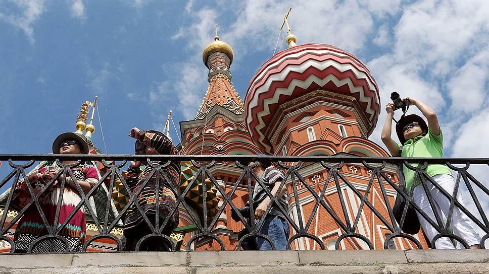 Почему увеличился въездной турпоток в Россию