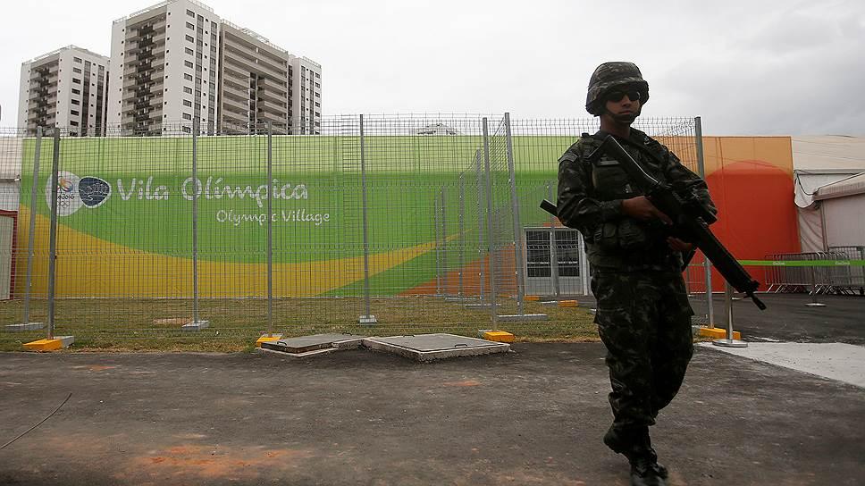 С какими проблемами столкнулись в Рио спортсмены