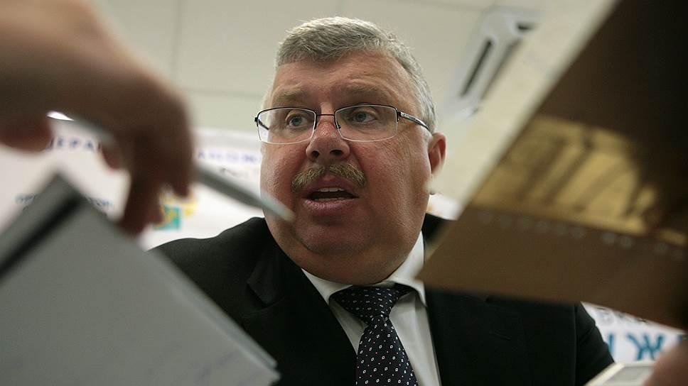 Почему обыскали главу ФТС Андрея Бельянинова