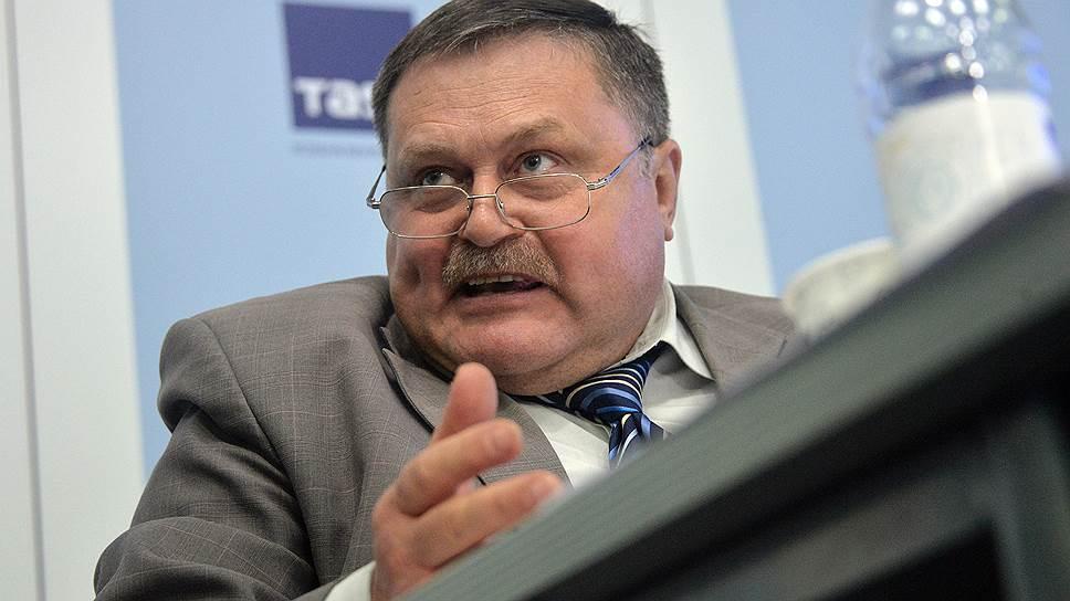 Как Игорь Руденя потерял сильного конкурента