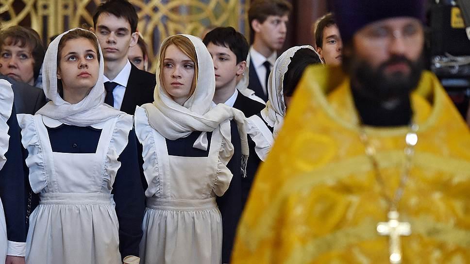 Православная культура может стать всеобщей средней