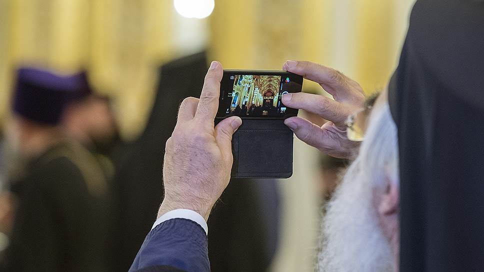 Священнослужители РПЦ воспользуются мессенджером для общения с паствой