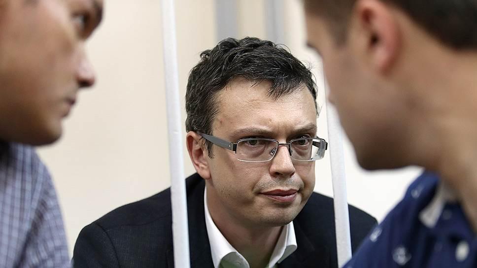Экс-заместитель главы ГСУ СКР Москвы Денис Никандров