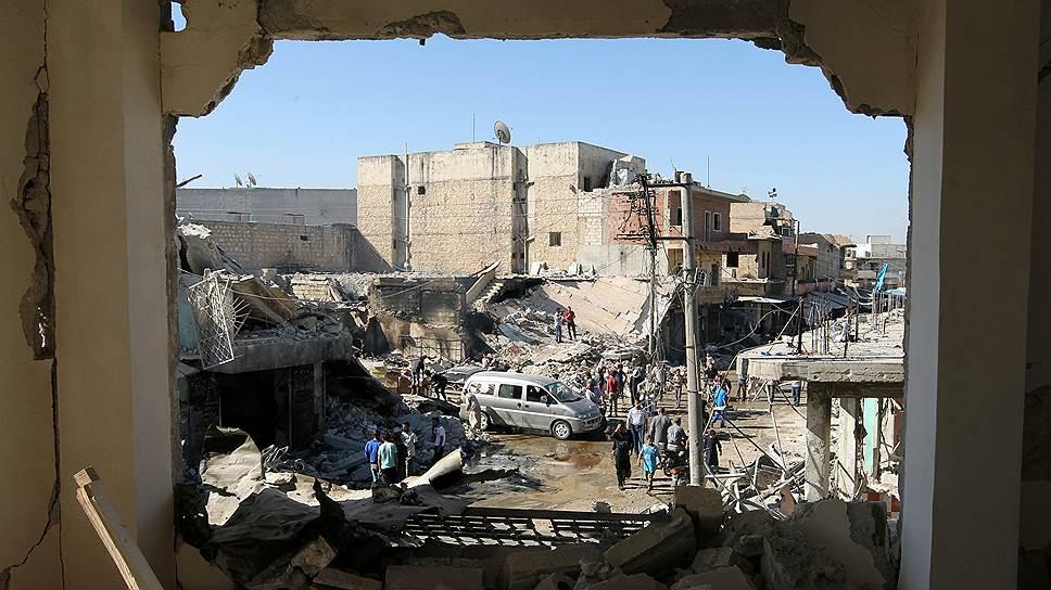 Как к штурму Алеппо подходят с гуманитарных позиций