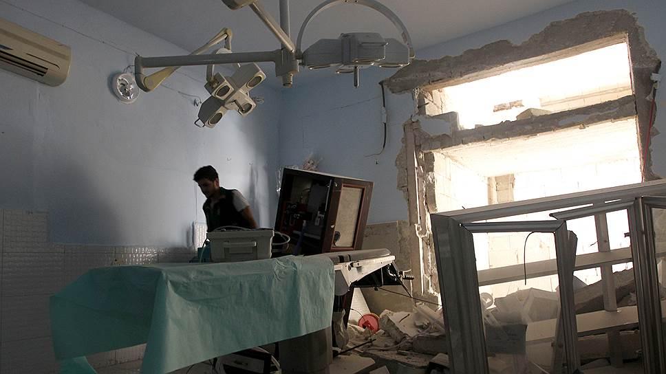 На Западе с подозрением относятся к гуманитарной операции РФ во втором по величине городе Сирии