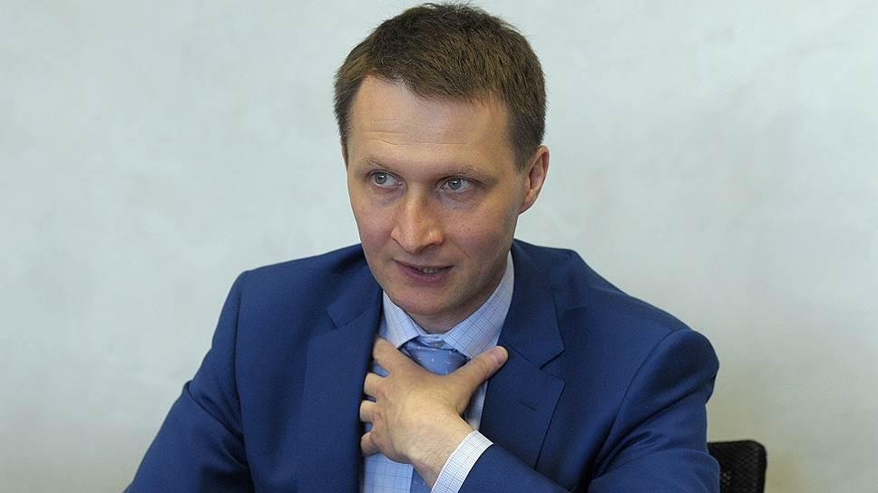 Первый земеститель председателя правления компании «СОГАЗ» Николай Галушин
