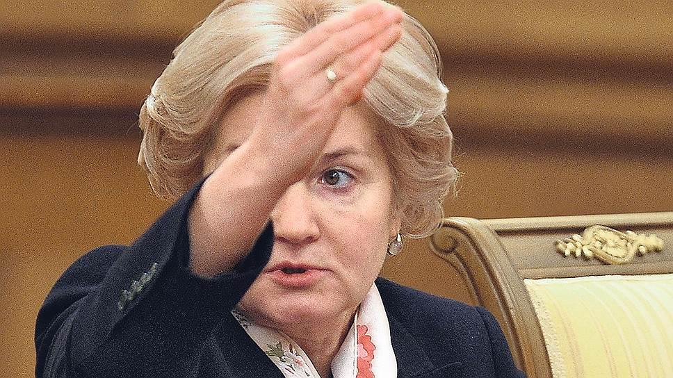 Как Ольга Голодец искала деньги на пенсии в союзе с оппонентами Минфина