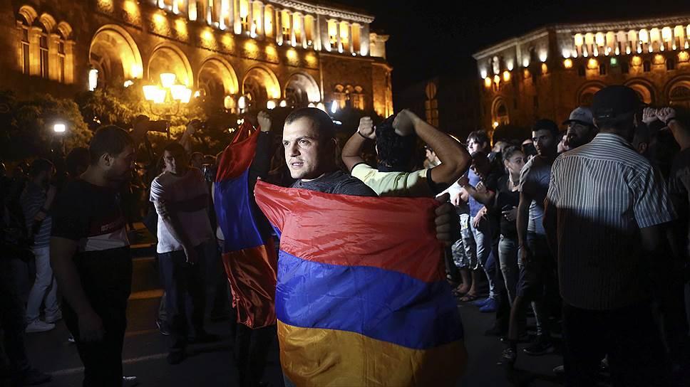 Как протест в Армении перешел в холодную фазу