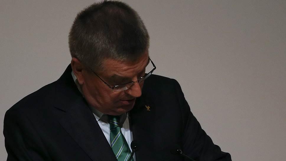 Как на сессии МОК столкнулись интересы Олимпийского движения и Всемирного антидопингового агентства