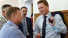 У Дмитрия Овсянникова не нашлось разногласий с заксобранием Севастополя