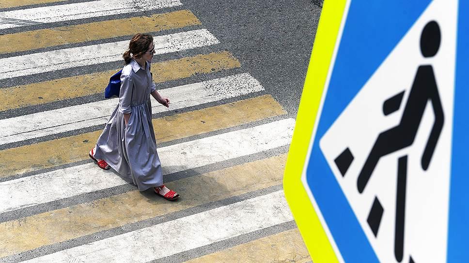 Пешеходы обходятся водителям все дороже