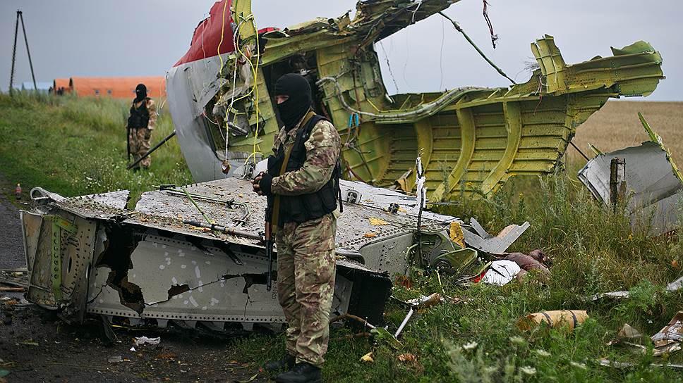 ЕСПЧ начал рассмотрение жалобы родственников жертв катастрофы в Донбассе