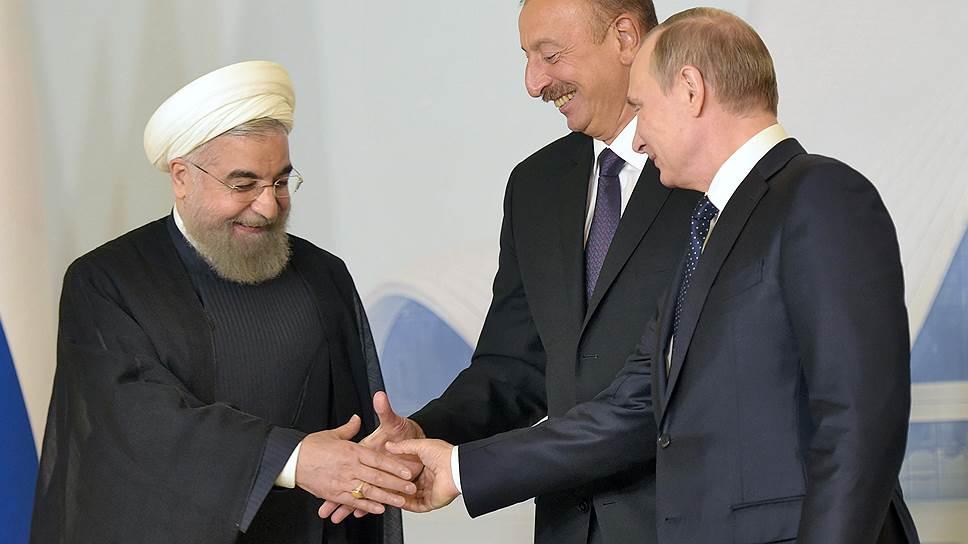 Как Россия, Азербайджан и Иран укрепляют взаимодействие по всем фронтам — от энергетического до антитеррористического