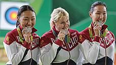 Серебро новой пробы />/ У России появилась олимпийская медаль, которой еще не было