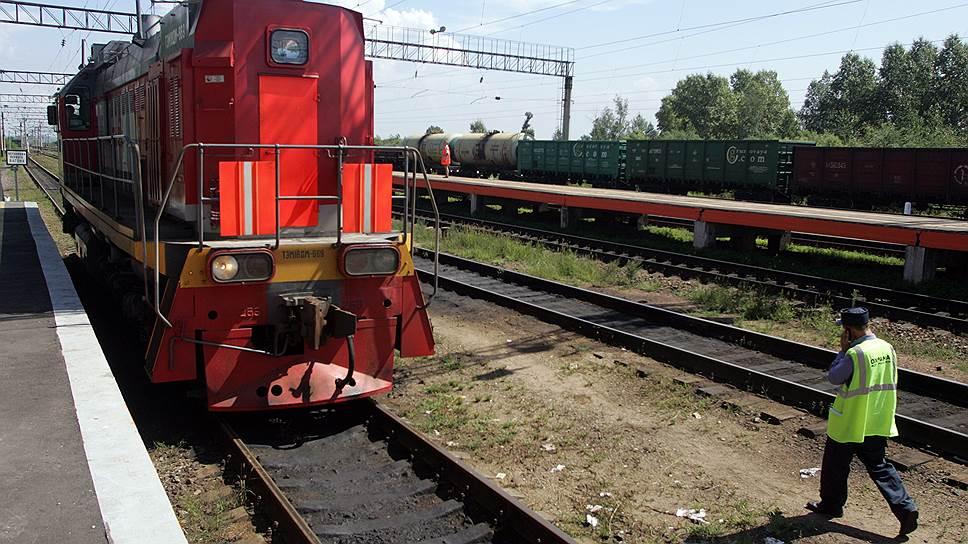 Как ОАО РЖД оптимизирует парк локомотивов