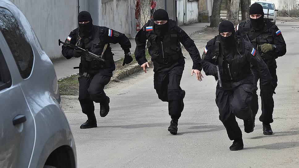 Как в Крыму пресекли подготовку терактов