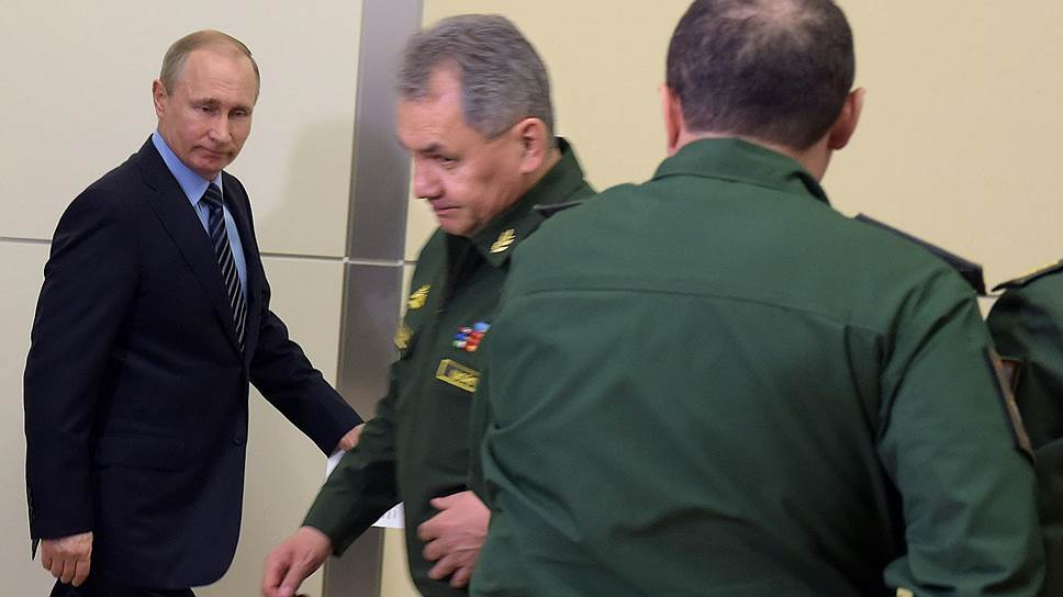 Почему Владимир Путин пошел на усиление границ
