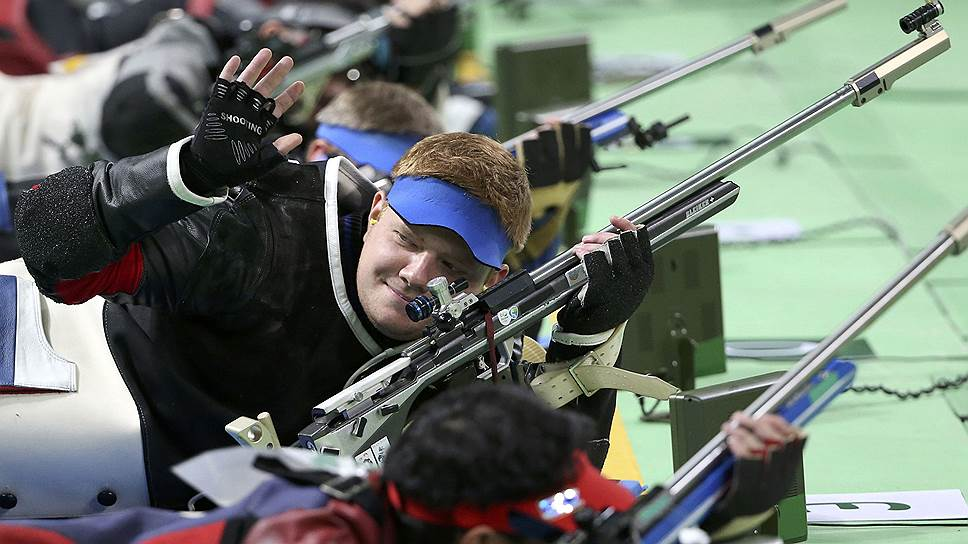 Как стрелок Григорьян принес России награду
