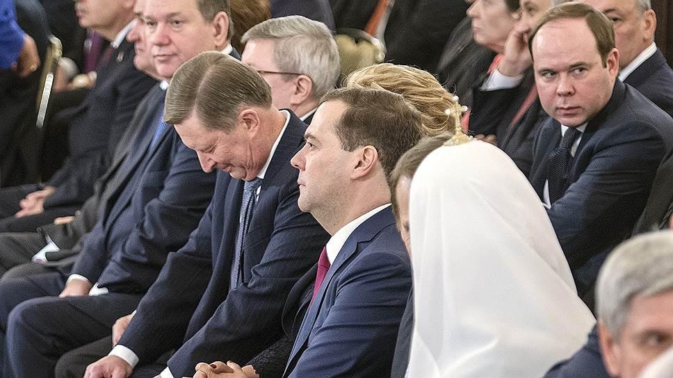 Как Владимир Путин поменял главу кремлевской администрации