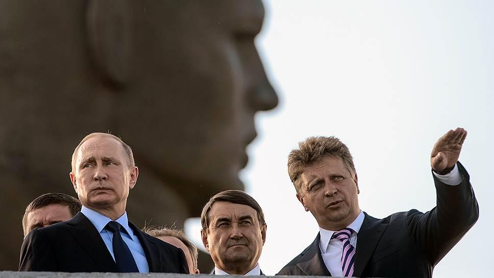 Как Владимиру Путину показали судодоходные пути