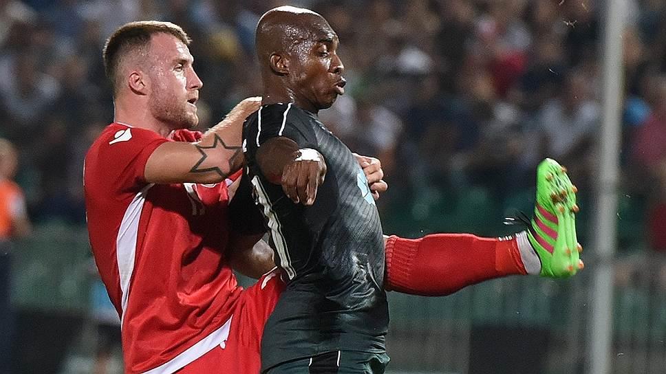 Как «Краснодар» де-факто обеспечил себе выход в групповой этап Лиги Европы